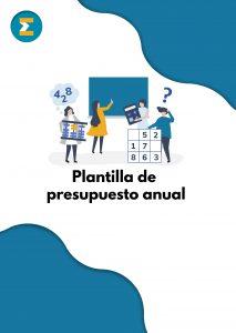 Plantilla de presupuesto anual